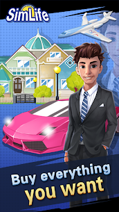 SimLife – Life Simulator Tycoon Games Simulation 3