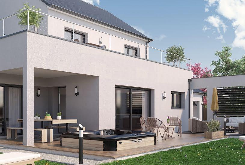 Vente Terrain + Maison - Terrain : 1600m² - Maison : 148m² à Changé (72560)