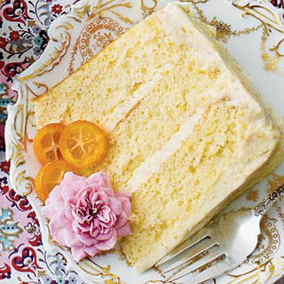 Lemon-Orange Chiffon Cake.