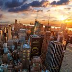 For Xperia Theme NYC Icon