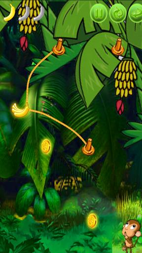 Bananas Collage Benji Monkey for PC