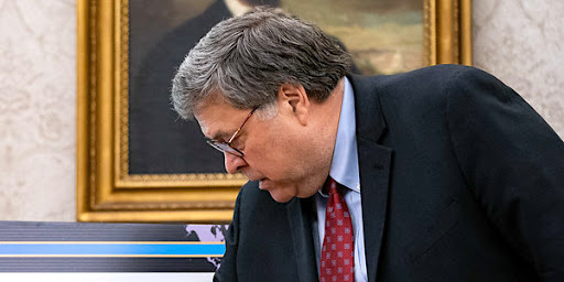 Barr blasts U.S. schools for their systemic subversion of religion