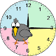 Learn the clock - with Rabel