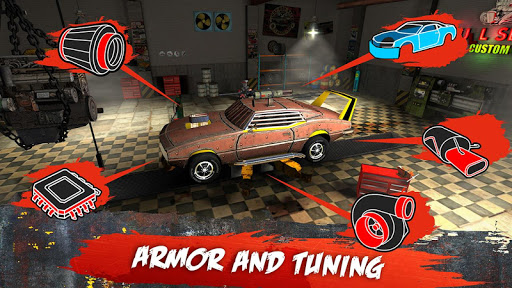 Death Tour -  Racing Action Game 1.0.37 screenshots 6