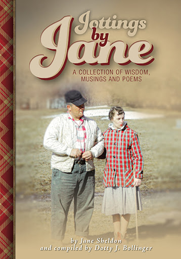 Jottings By Jane cover