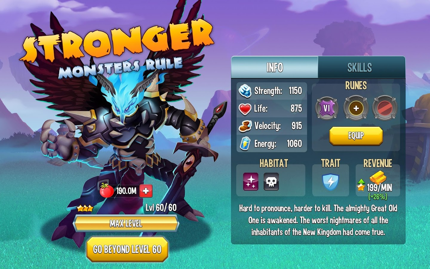 Monster Legends - RPG- screenshot