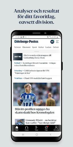 Gu00f6teborgs-Posten 5.1.0 screenshots 5