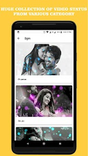 Tamil Love Video Status App Download For Android and iPhone 4