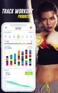 Boxing Timer: Workout, Interval Timer