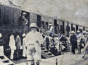 Photo: Suburban electric train from Beach station to Tambaram in 1931.