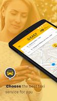 screenshot of Easy, a Cabify app