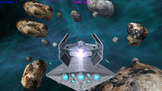 Star Fighters Wars screenshot