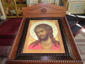 "Photo: Икона ""Христос в терновом венце"""