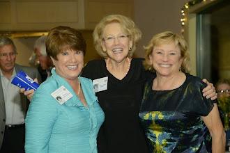 Photo: Kathleen (Larkin) Gamblin, Colleen (Beck) Walheim, ?