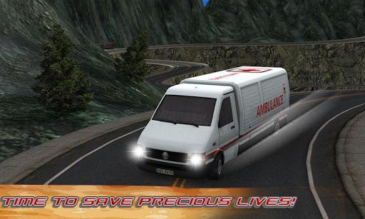 救护车驾驶:救援运