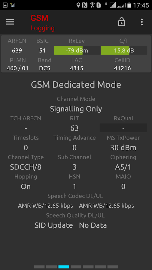Network Signal Guru- screenshot