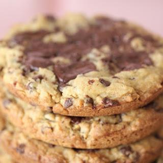 Salted Caramel Dark Chocolate Chunk Cookies….The LA Cookie.