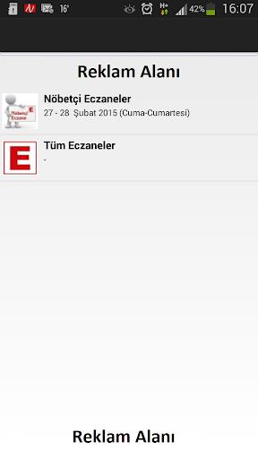 İzmir Eczane Rehberi