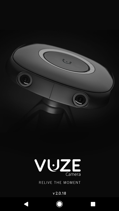 Vuze Camera- screenshot