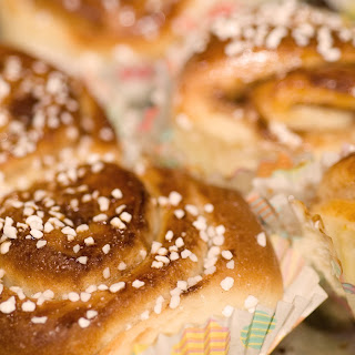 "Swedish Cinnamon Buns ""Bullar"""