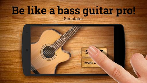 Real Bass Guitar Simulator