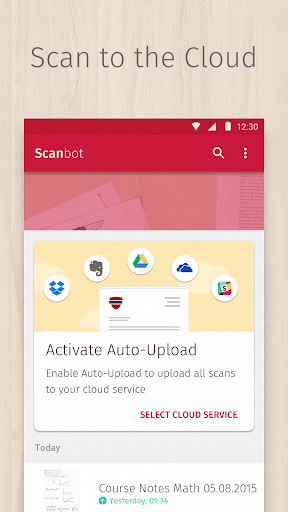Scanbot – PDF Document Scanner v6.5.0.182 [Pro]