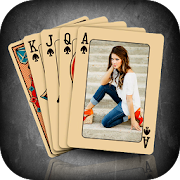 Playing Card Photo Frame