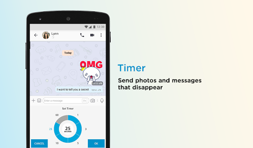 BBM - Free Calls & Messages app (apk) free download for Android/PC/Windows screenshot
