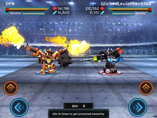 MegaBots Battle Arena: Build Fighter Robot filehippodl screenshot 24