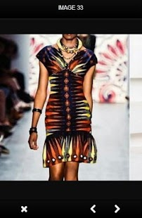 Nigerian Fashion Styles - náhled