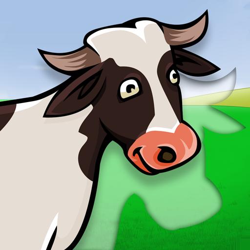 拼图与农场动物 教育 App LOGO-硬是要APP