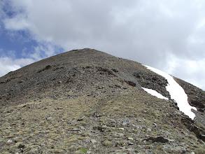 Photo: El Cim de la Roca Blanca (2.784 m)