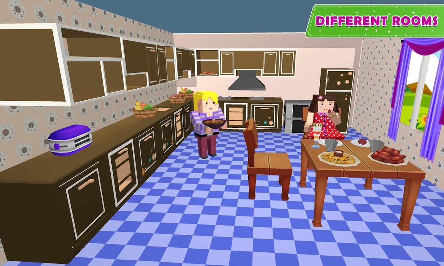 Doll House Design Decoration 2 Girls House Game Android Apps On Google Play