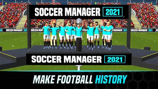 Soccer Manager 2021 screenshot 7