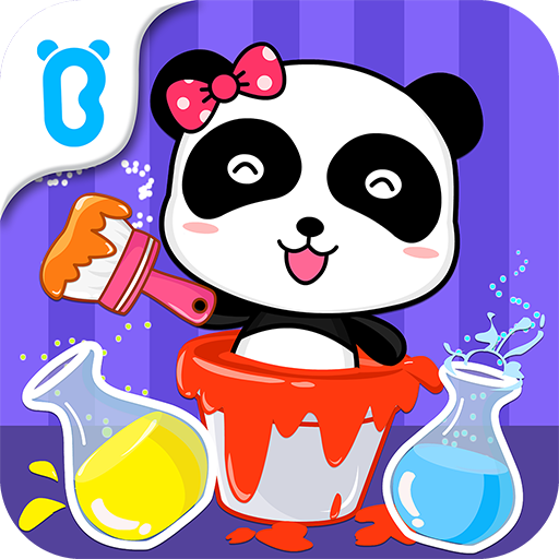 Color Mixing Studio-Paint & Coloring for Kids (game)