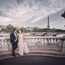 Wedding photographer Lena Kos (Pariswed). Photo of 01.12.2017