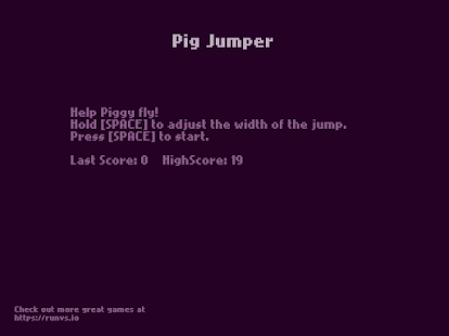 Pig Jumper- screenshot thumbnail