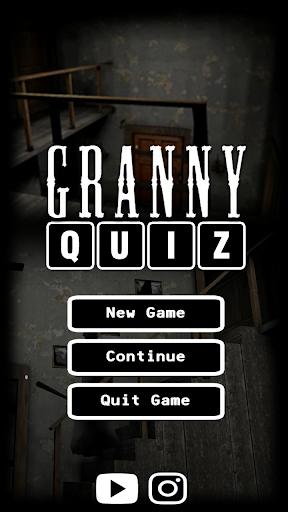 GrannyQuiz  captures d'écran 1