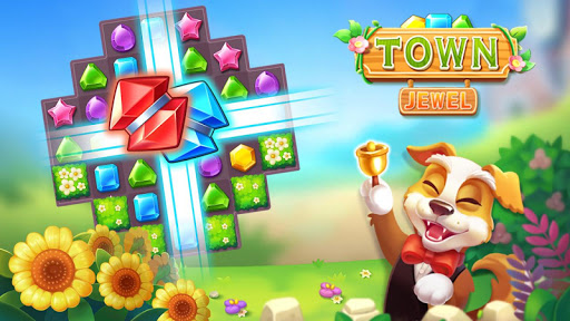 Jewel Town - 10,000+ Match 3 Levels screenshot 7