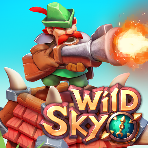 Wild Sky TD: Tower Defense Legends in Sky Kingdom