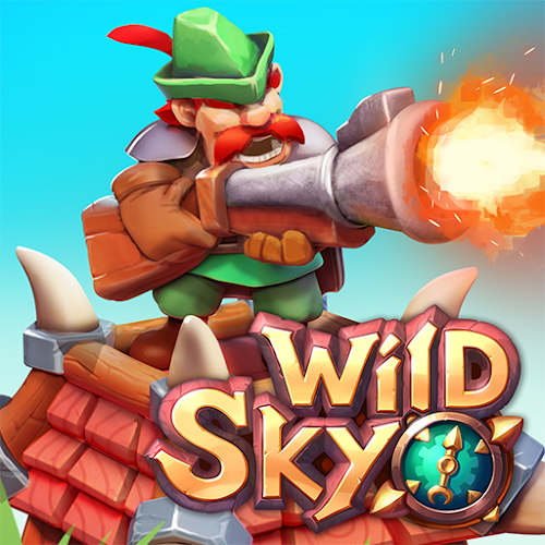 Wild Sky TD: Tower Defense Legends in Sky Kingdom(Mod) 1.27.8mod