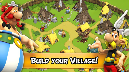 Asterix and Friends screenshot 1