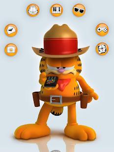 Talking Garfield The Cat 13