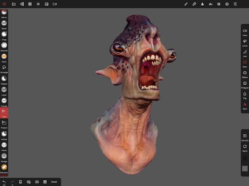Nomad Sculpt screenshots 12