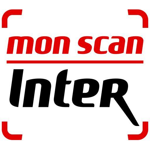 Mon scan Inter Icon