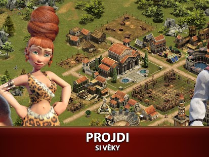 Forge of Empires - náhled