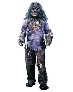 Zombiedräkt, barn