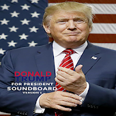 Donald Trump FP Sound Board