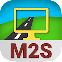 Maps2Sygic icon