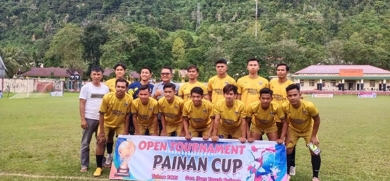 3-0 Bank Nagari Painan Fc, tumbangkan Permata Nilau Fc.